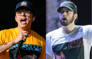 Eminem and Logic blast their rap peers on new collab 'Homicide'