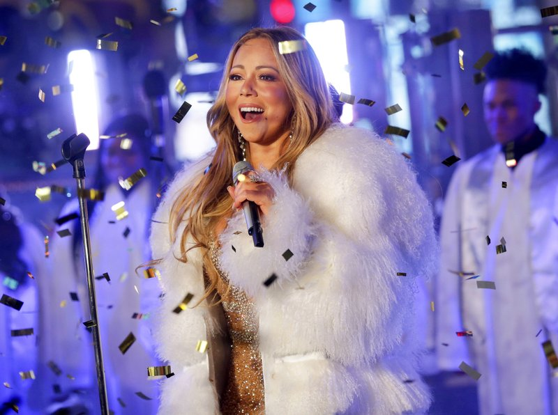 Mariah Carey Postpones Concert In The U.S. Amid Coronavirus Concerns