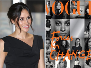 Meghan Markle's September Issue Set 2 Crazy Records For British Vogue