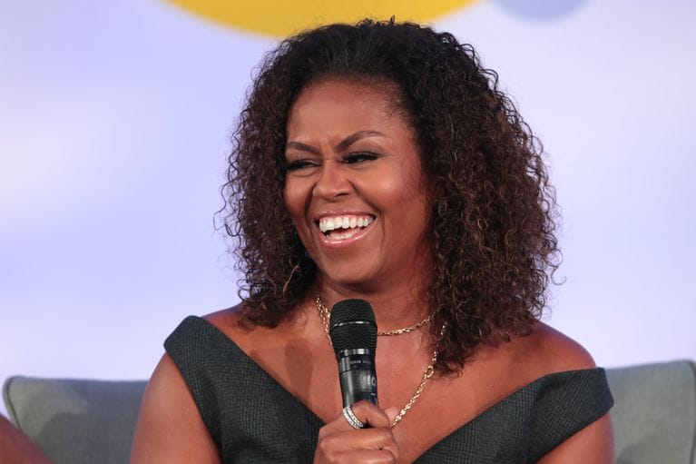 Michelle Obama Calls Out White Flight: 'You're Still Running'