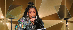 Missy Elliott, in tears, gets inducted into Songwriters Hall of Fame