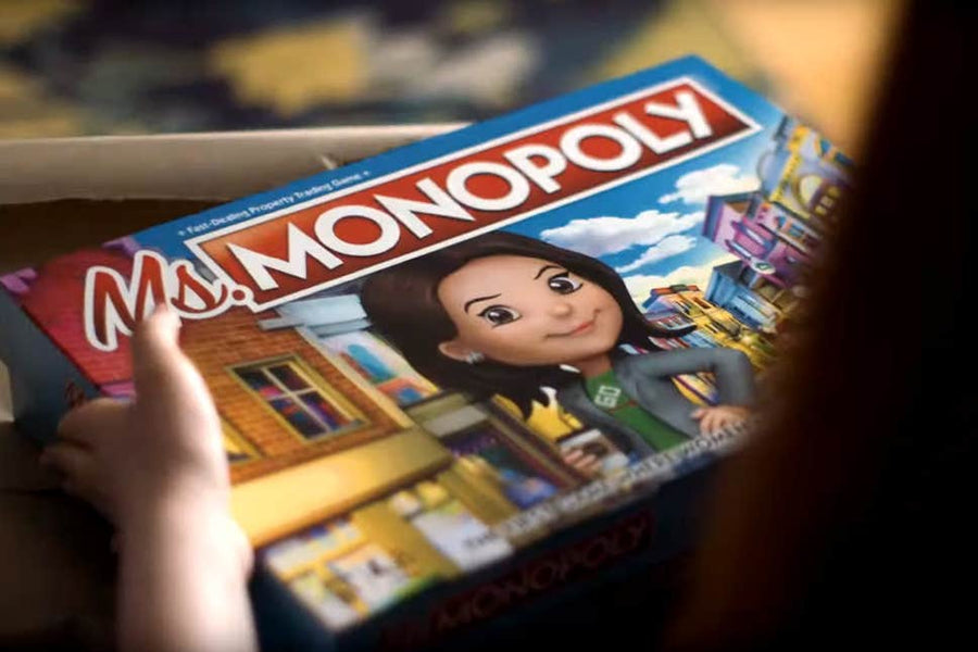 Hasbro launches a new version of Monopoly in celebration of female game changers
