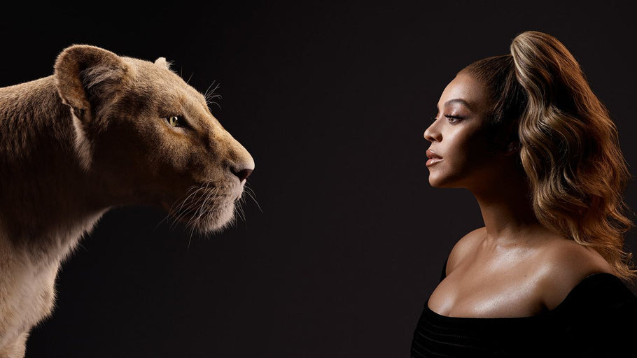 Beyonce and Nala Steal the Spotlight in the New Lion King Promo Photos