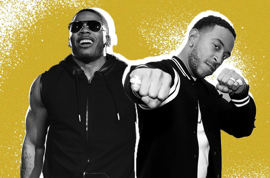 Ludacris And Nelly Battle It Out On Instagram Live