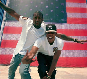 Jay-Z and Kanye West's Watch the Throne turns 8