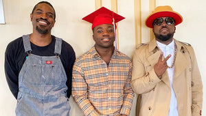 Outkast reunite for Big Boi's son's high school graduation