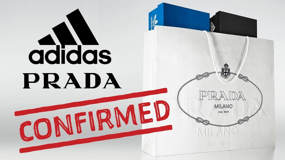 Adidas is launching a sneaker collaboration with Prada just in time for Christmas