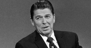 Ronald Reagan Makes Racist Comment To Richard Nixon In Newly Released Audio