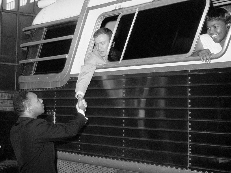 The Cruel Story Behind The 'Reverse Freedom Rides'