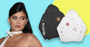 "Kylie Jenner trademarks ""Rise and Shine"" for Clothing Brand but Denies Suing Everyone for Using It"