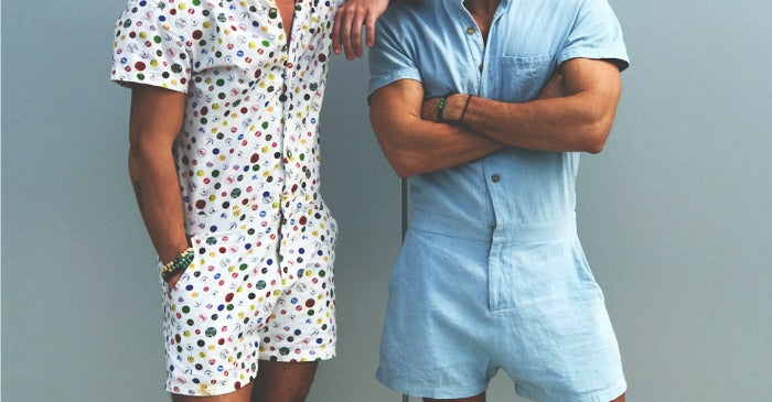 The Men's Romper Meets an Untimely End