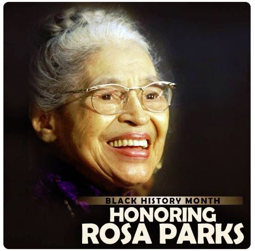 Celebrities, Historians and Politicians  Remember Rosa Parks on what would have been her 106th Birthday