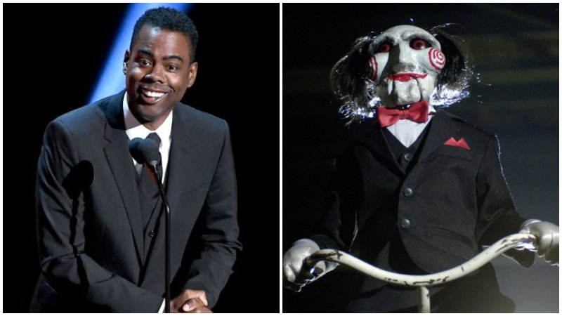 'Saw' Reboot Coming From Chris Rock (Yes, That Chris Rock)