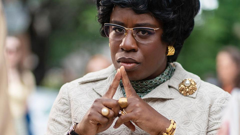 "Director Amma Asante  Talks About  That Shirley Chisholm Episode in ""Mrs. America"""