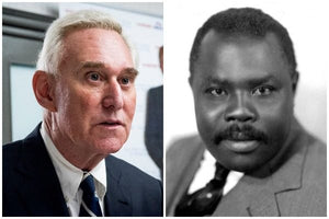 The Link Between Roger Stone and Black Activist Marcus Garvey