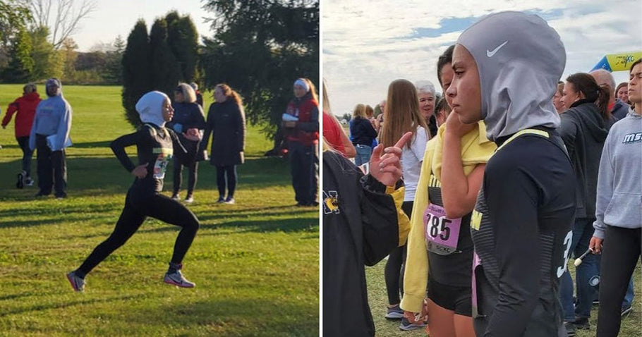 Teen disqualified from cross country for wearing hijab