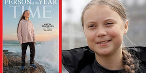 Greta Thunberg named TIME's 2019 'Person of the Year'