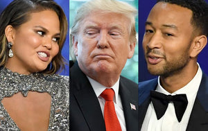 Trump calls out John Legend, Chrissy Teigen on Twitter, and John Legend had the perfect clapback