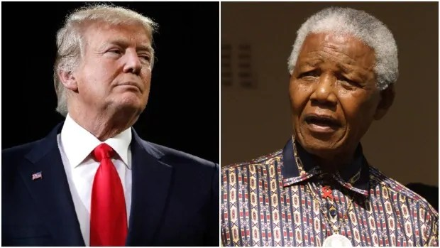 A leader cannot be arrogant, superficial and uninformed!, Mandela Foundation fires back at Trump