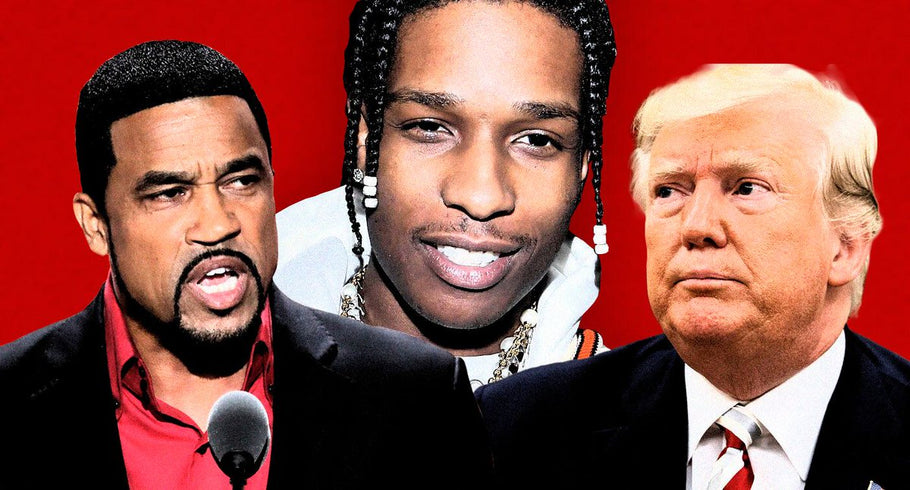 Trump Allies Hoped Freeing A$AP Rocky Would Help Him Win Over Black Voters