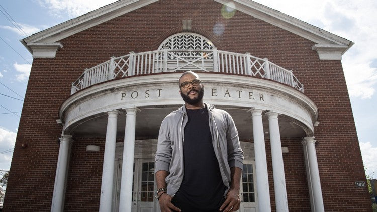 Ignored in Hollywood,  Tyler Perry opens new studio in Atlanta: 'I know what I do is important'
