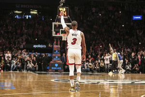 Dwyane Wade turned his final NBA game into a celebration