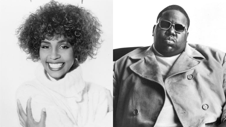 Whitney Houston and the  Notorious B.I.G. to be inducted into Rock and Roll Hall of Fame