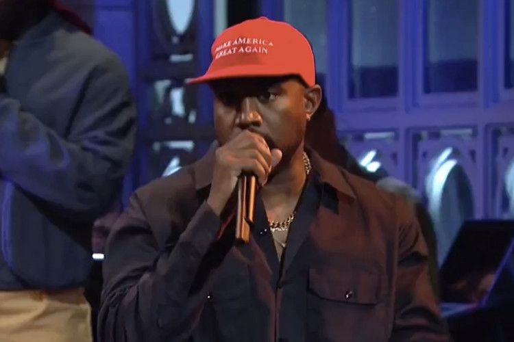 Kanye West defends supporting Trump: It's 'mental slavery' to make decisions based on race