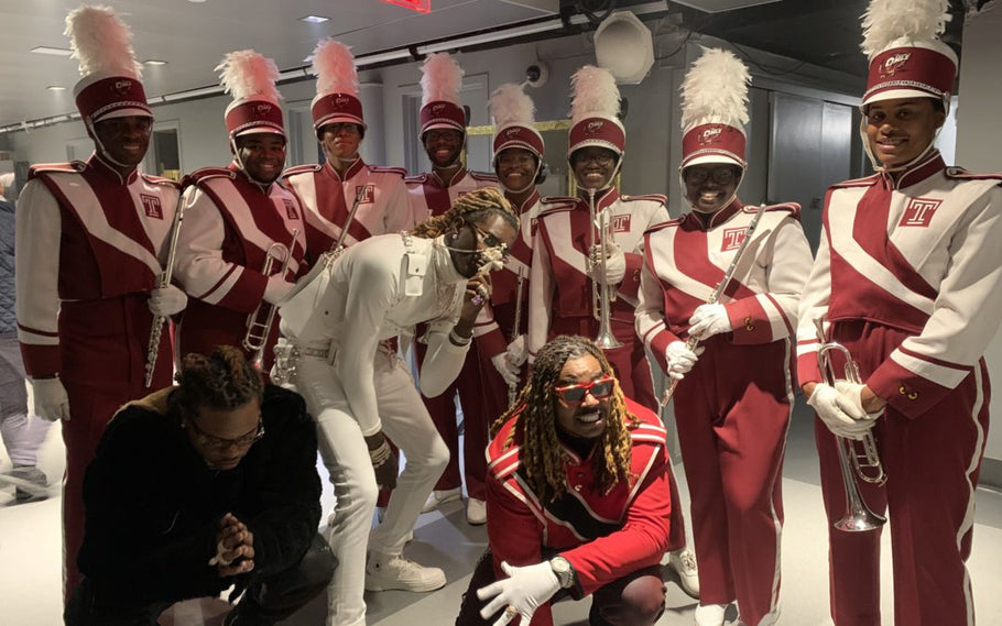 Young Thug and Kevin Liles Announce $25,000 Contest for HBCU Bands