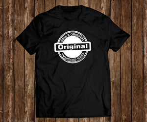 "Black Cotton ""100% New and Original"" Black"