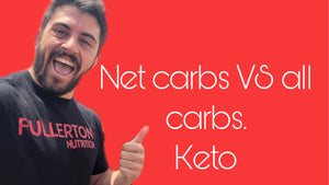 Keto: All carbs Vs Net carbs. What works the best for weight loss