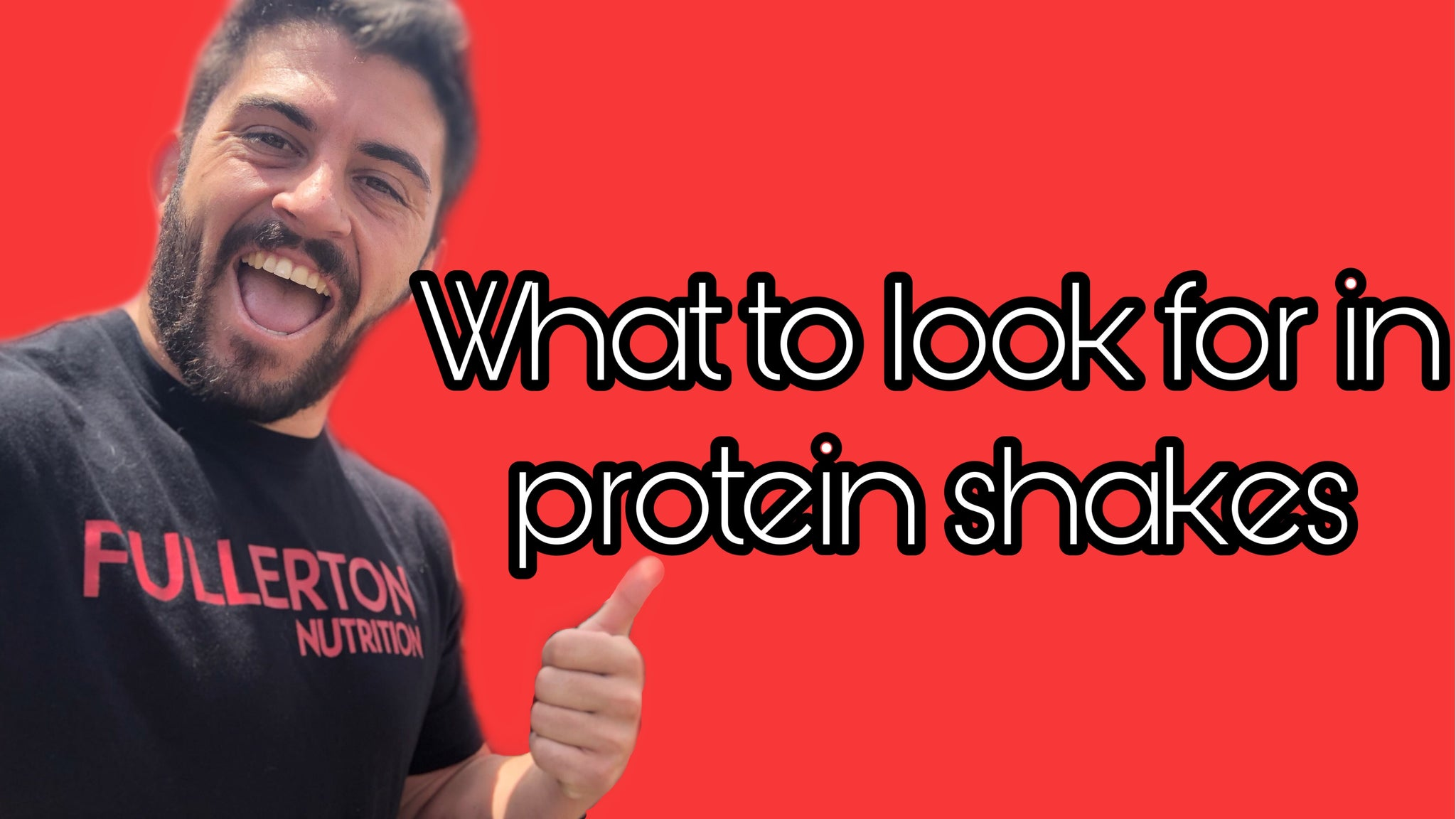 What to look for in a protein meal replacement shake. Are you really drinking the best?