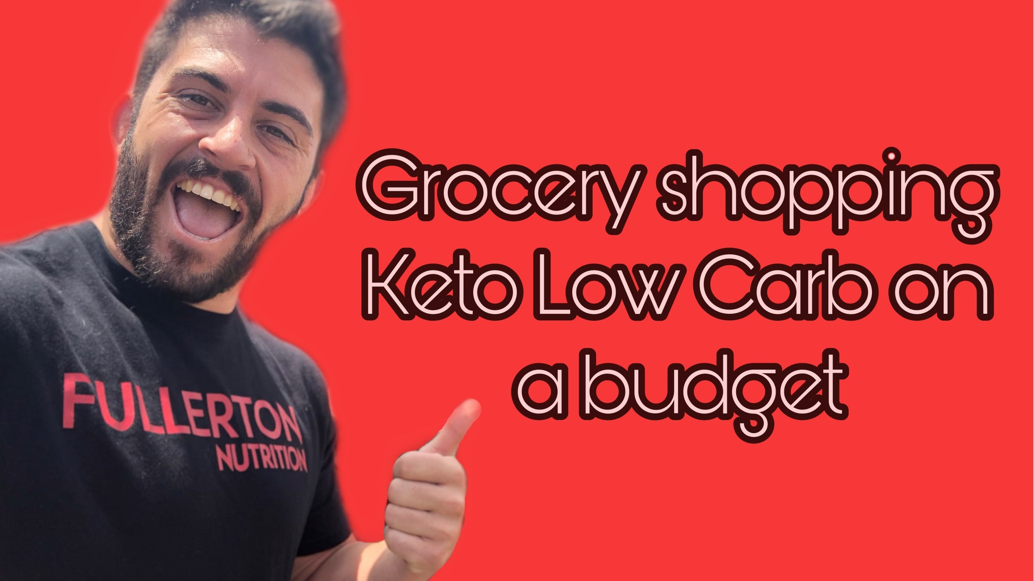 Eating Keto Low Carb on a budget: Grocery shopping tripe 14 Meals under $20