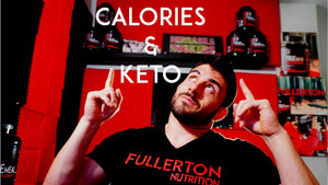 Do calories mater when doing keto low carb?