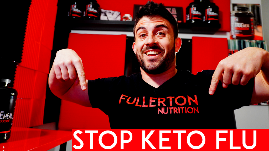 How to stop or prevent the keto flu