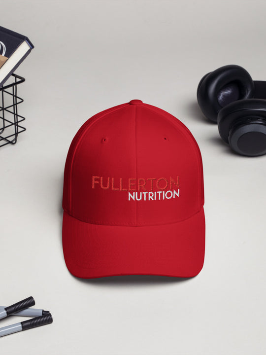 Fullerton nutrition Fitted hat