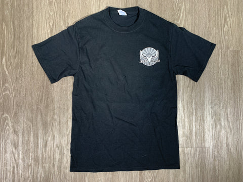 Limited Run - Black Tuff Skull T