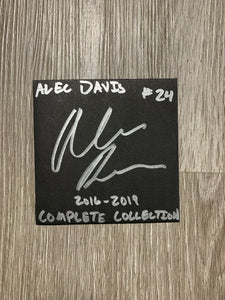 #24 of 42 Made - Alec Davis Complete Collection CD
