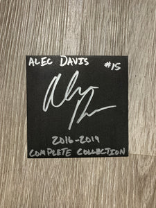 #15 of 42 Made - Alec Davis Complete Collection CD