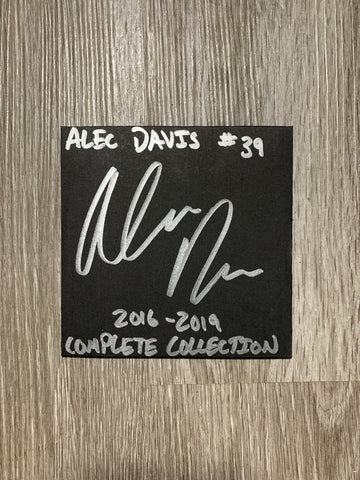 #39 of 42 Made - Alec Davis Complete Collection CD
