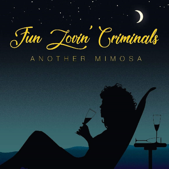 Fun Lovin' Criminals Another Mimosa LP Vinyl EU / UK Import NEW SEALED