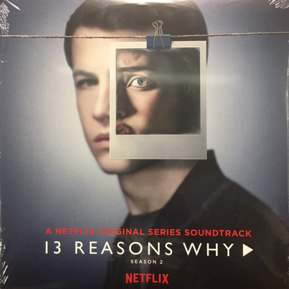 13 Reasons Why Music From The Original TV Series Soundtrack Netflix 2 LP Vinyl Gatefold NEW SEALED