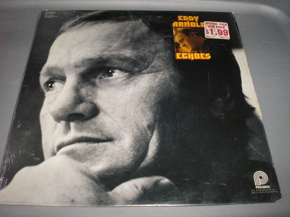 Eddy Arnold Echoes LP Vinyl 1976 Pickwick ACL 7025 NEW SEALED