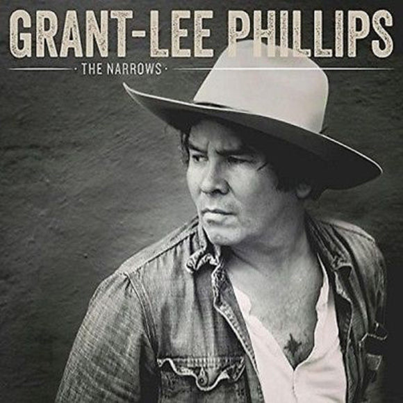 Grant-Lee Phillips The Narrows LP Vinyl & Download Country Rock 2016 NEW SEALED