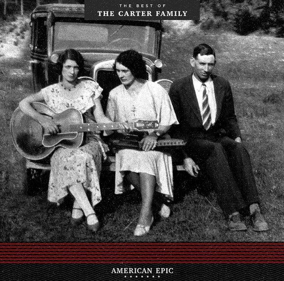 American Epic The Best of the Carter Family LP 180 Gram Vinyl Country 2017 NEW