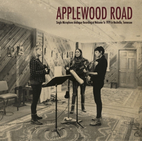 Applewood Road Self Titled DEBUT LP 180 Gram Vinyl & Bonus 7