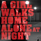 A Girl Walks Home Alone At Night Soundtrack 2 LP Vinyl Die-Cut Jacket NEW SEALED
