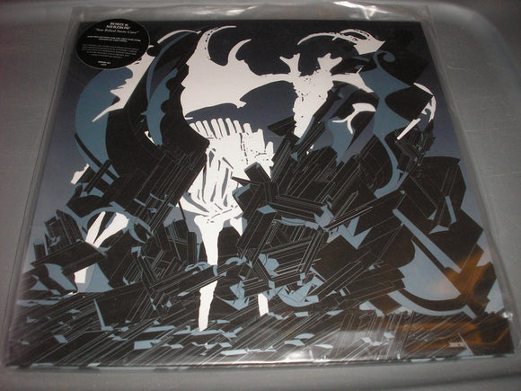 Boris & Merzbow Sun Baked Snow Cave 2 LP Vinyl Limited Edition 2014 BRAND NEW