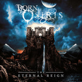 Born of Osiris The Eternal Reign DEBUT LP TRANS BLUE Vinyl 2017 Re-Issue NEW