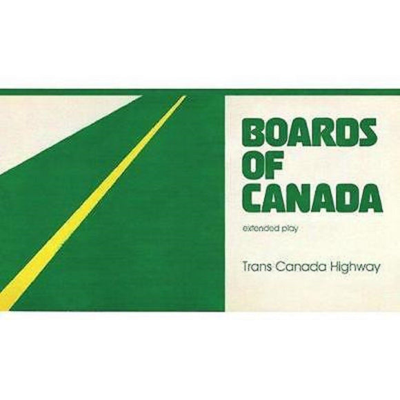 Boards of Canada Trans Canada Highway EP LP Vinyl BRAND NEW SEALED